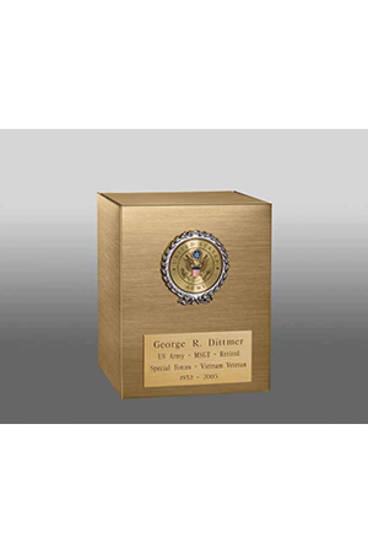 Basic Armed Forces Urn Series